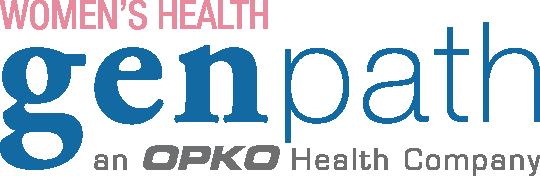 GenPath logo in conjunction with women's health